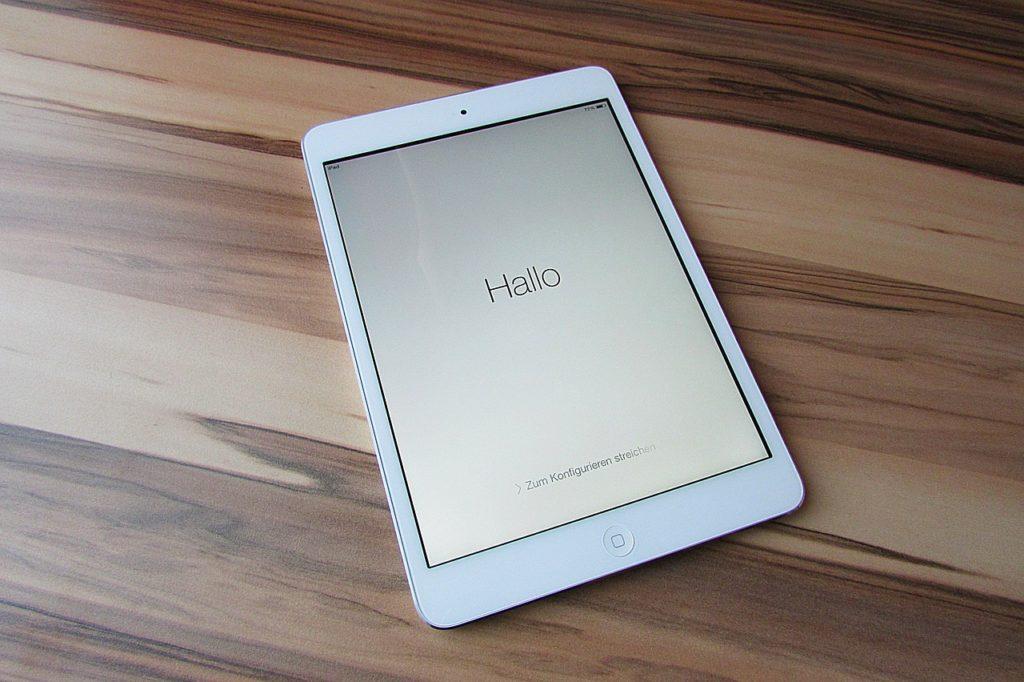 私のiPad Pro 10.5インチ 使用用途