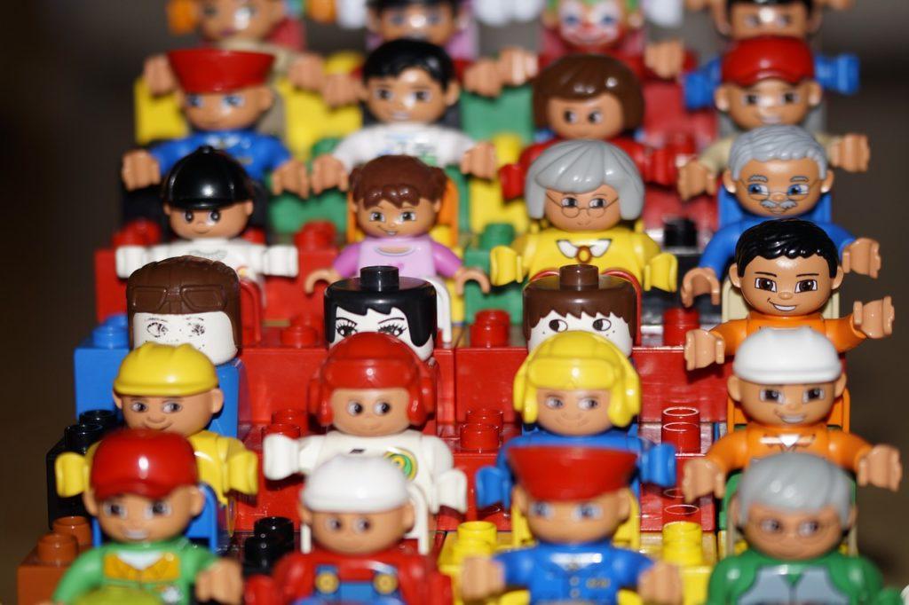 おもちゃのラインナップ数が多い=散財