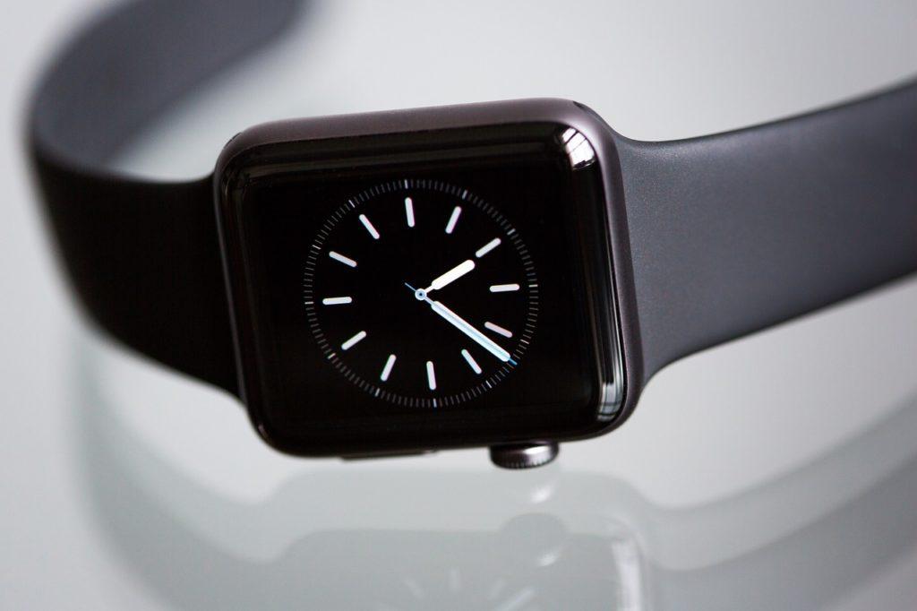 Apple watchの写真