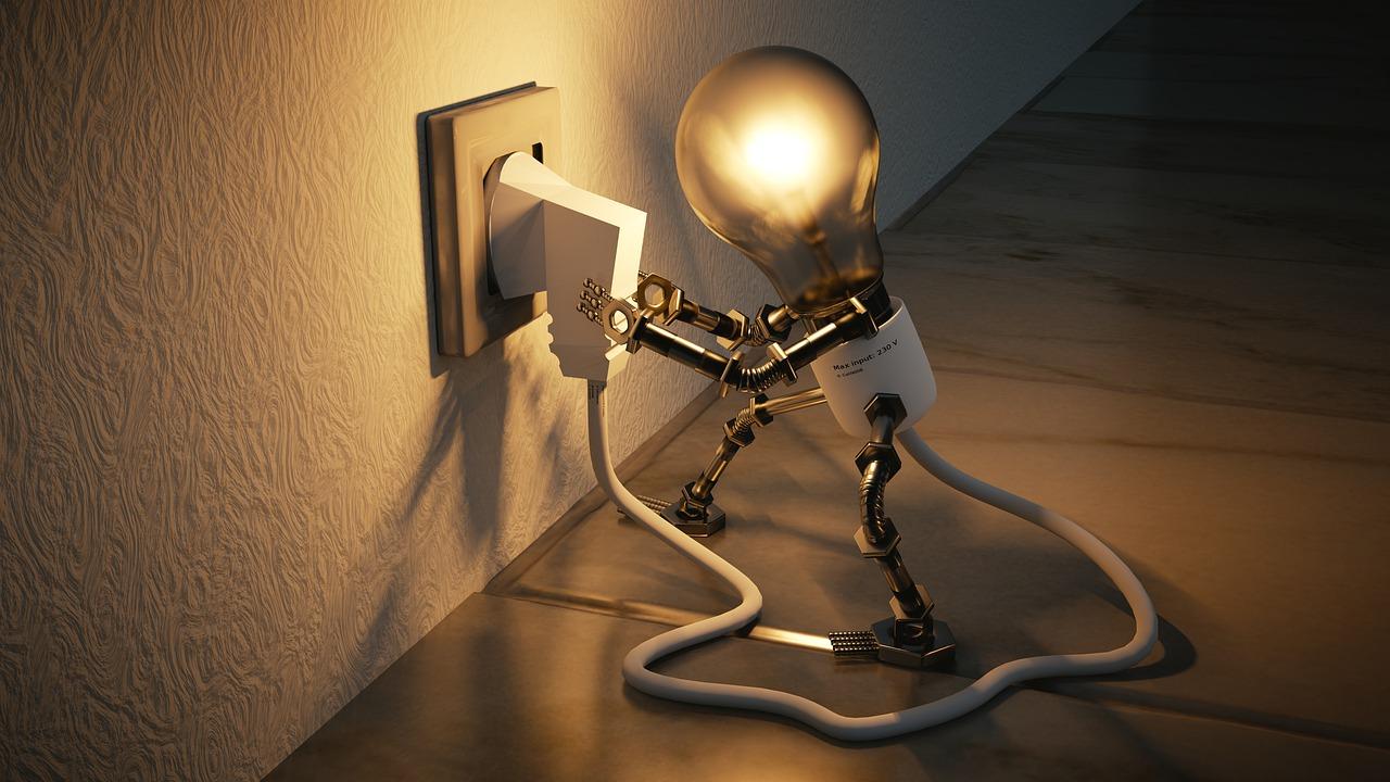 ランプの色の違う理由