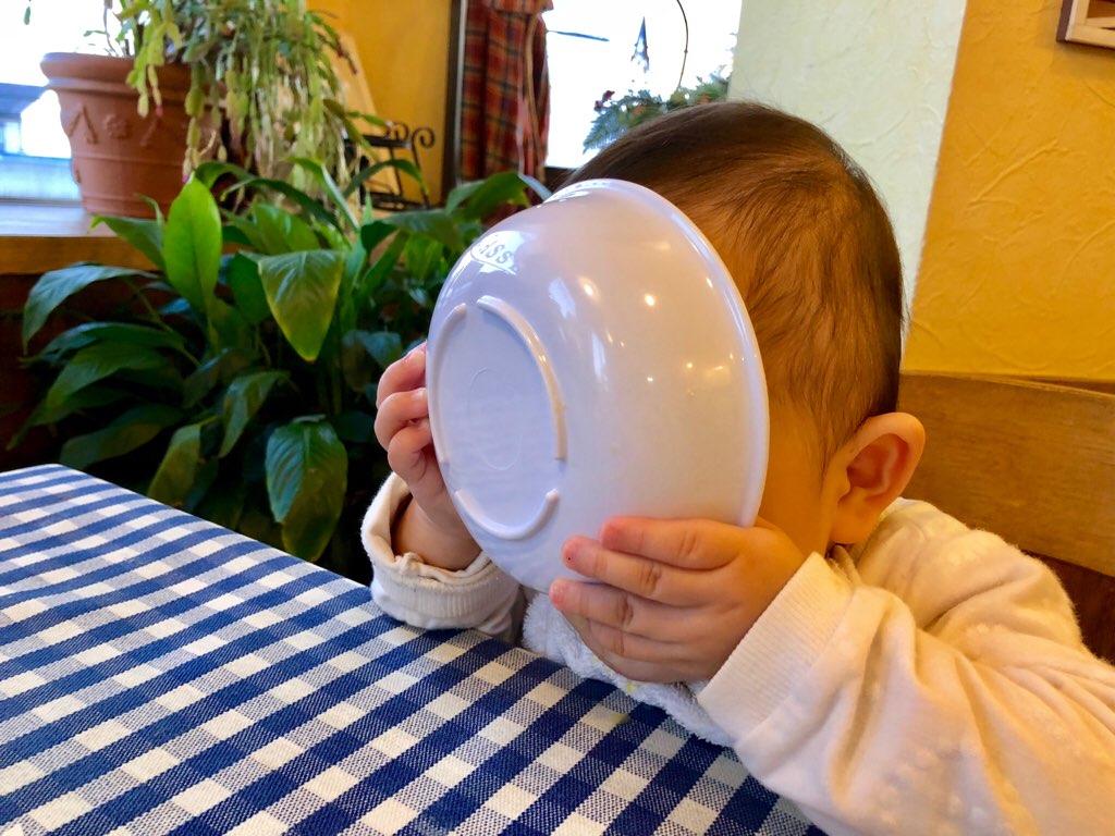 娘の食べっぷりがすごい