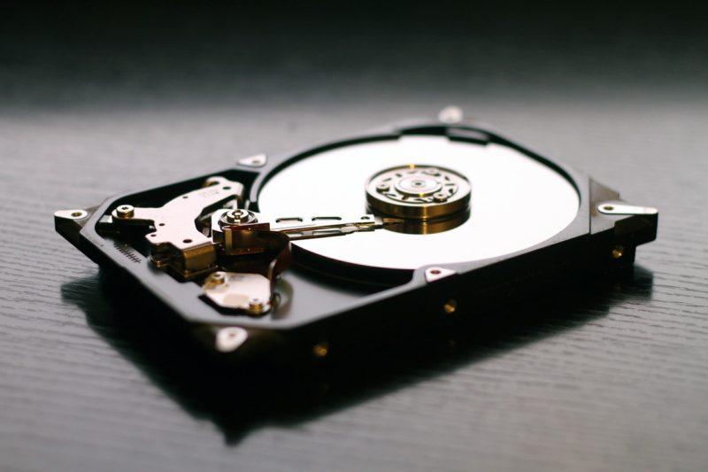 HDDのイメージ画像