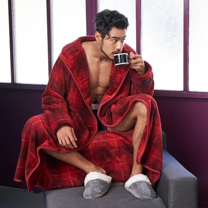 GROONY(グルーニー)カッコいい着る毛布
