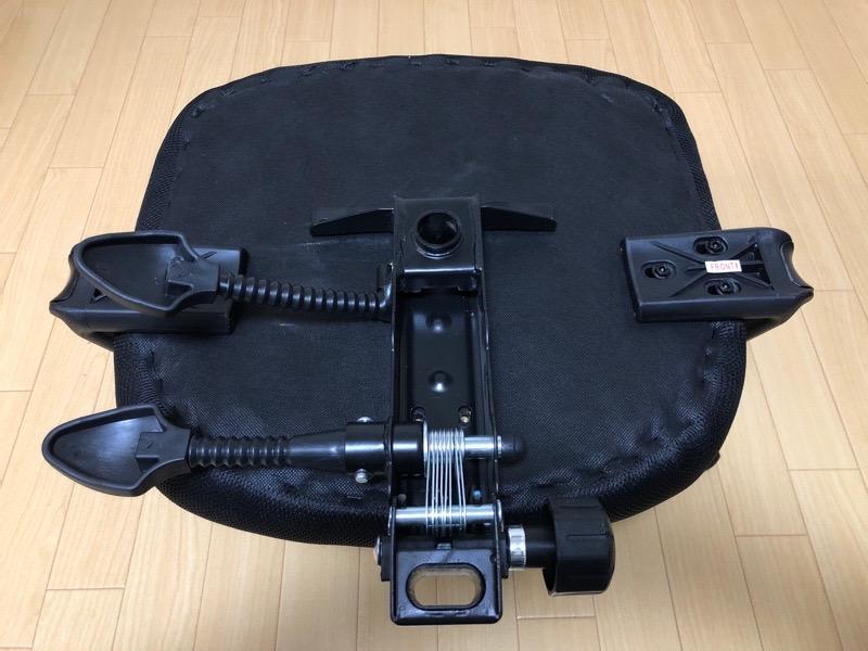 【DAISYO C-040】の調整レバー取付