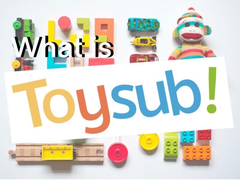 知育玩具レンタルサービス「トイサブ!」はどんなサービス?