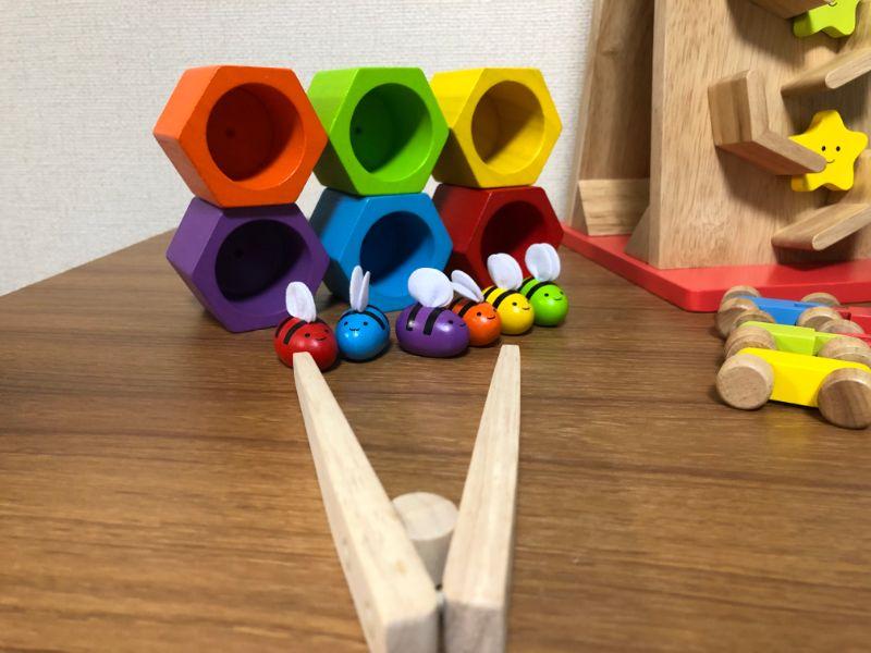 かわいい知育玩具