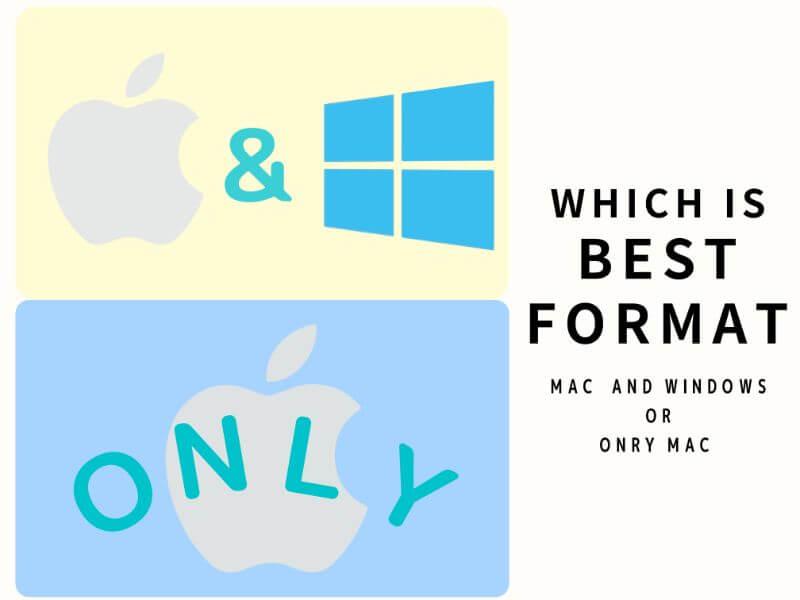 使用環境別に「最適なHDD・SSDのフォーマット形式、方式」を紹介